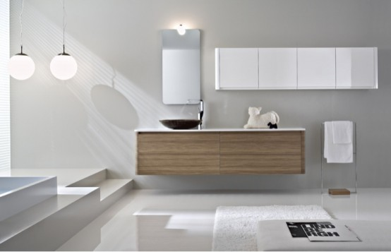design linee bagno moderno