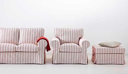 Il divano ektorp il comfort incontra l eleganza costok - Divano ikea ektorp ...