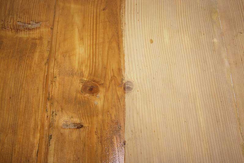 impermeabilizzazione legno olio