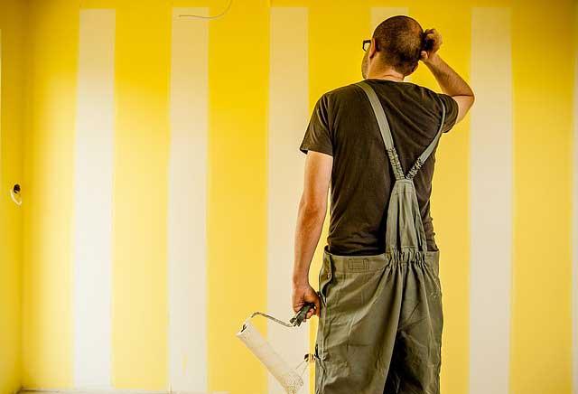 improvvisare pittore