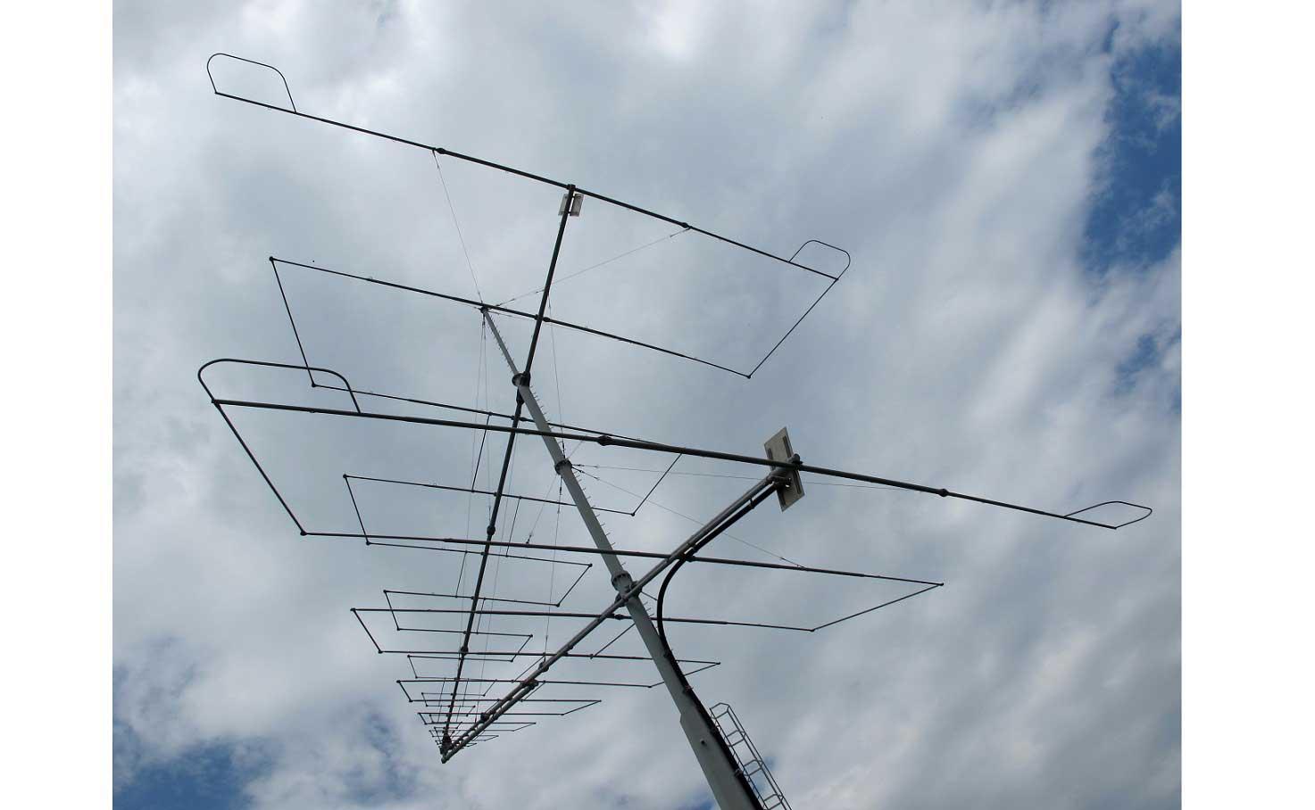antenna logaritmica