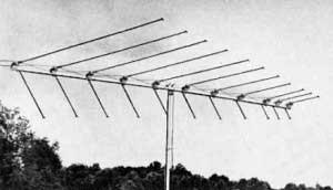 antenna logperiodica