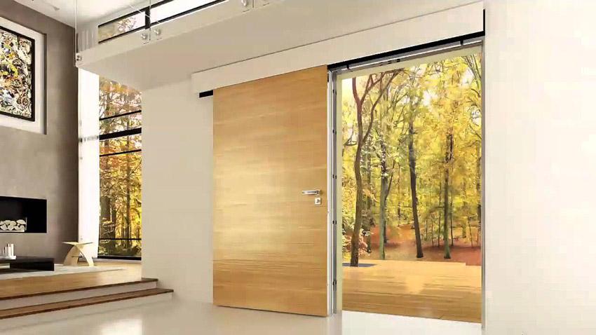Porta scorrevole tra i 10 elementi richiesti nelle case - Porta garage scorrevole ...