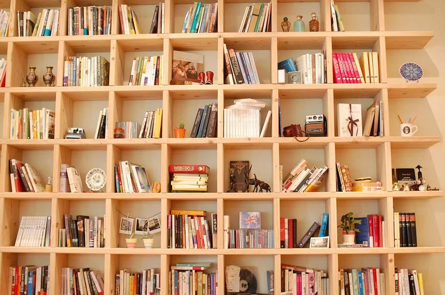Costruire Libreria A Muro.Realizza Subito Una Libreria In Cartongesso