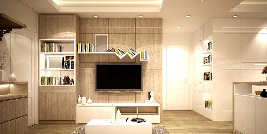 Costruisci fantastiche pareti attrezzate in cartongesso - CostOK