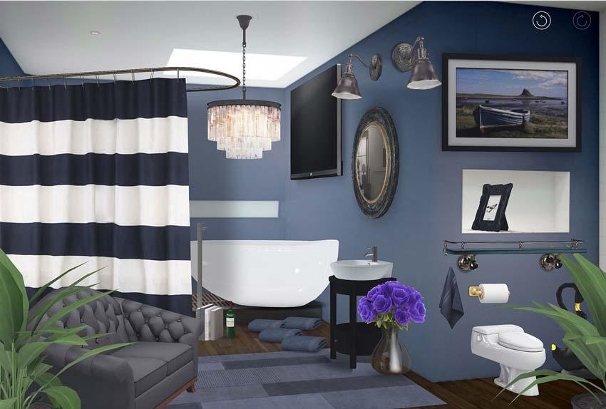 Scegli l 39 abbinamento colori pareti pi adatto alla tua - Tinte per pareti di casa ...