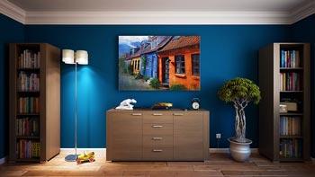 colore carta da -zucchero per parete