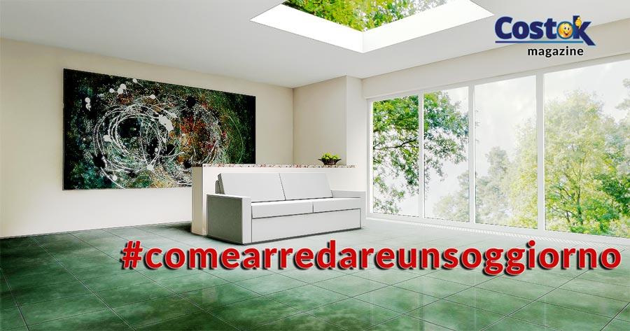 Come arredare un soggiorno grazie ai social network costok for Arredare un soggiorno