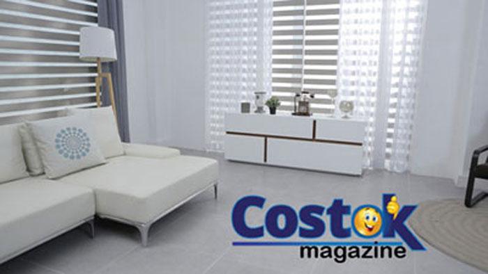 Consigli su come scegliere le tende soggiorno - CostOK