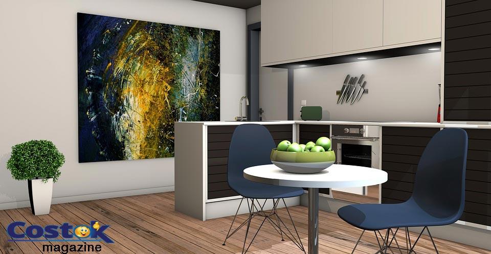 Progettare la cucina dei tuoi sogni - CostOk