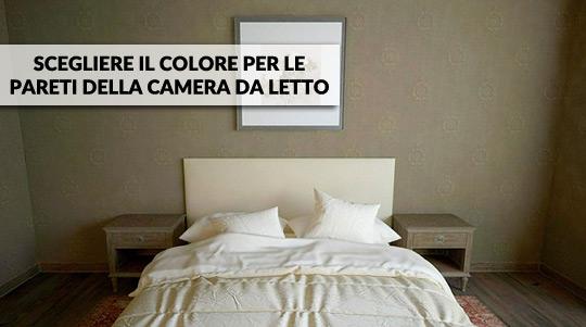 Camera da letto dei tuoi sogni deve essere di questo colore - Muri colorati camera da letto ...