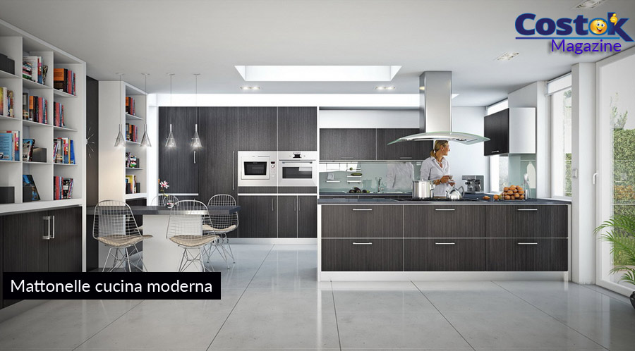 Come Scegliere le Mattonelle per una Cucina Moderna – CostOk.it