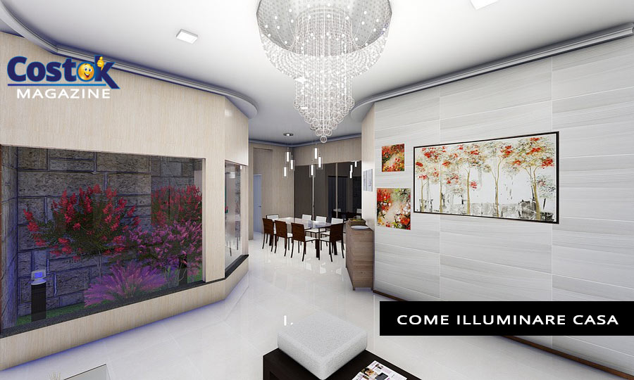 Idee su come illuminare casa - Come illuminare casa ...