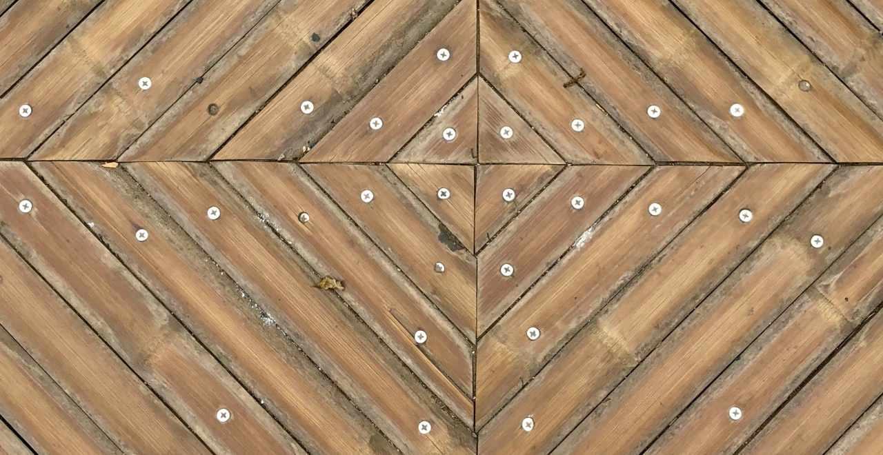 pavimentazione in bamboo